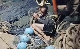 Xôn xao thông tin ngư phủ bị tài công chém, đẩy xuống biển: Trưởng Công an huyện thông tin bất ngờ