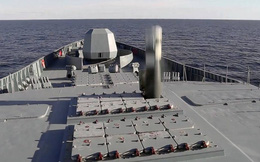 Chiến hạm Nga phóng tên lửa siêu thanh Zircon ở Bạch Hải