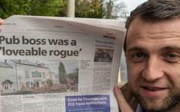 Người đàn ông sáng tỉnh dậy thấy tin cáo phó của mình trên báo, chuyện tưởng hài hước nhưng hệ lụy không nhỏ chút nào