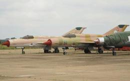 """20 máy bay chiến đấu MiG-21 được chào bán trên mạng: Ưu đãi """"rất hời""""!"""