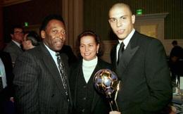"""Ngày này năm xưa: Ronaldo """"béo"""" lần thứ 2 giành Quả bóng Vàng"""