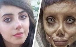 Cô nàng 'Angelina Jolie bản zombie' nhận án 10 năm tù vì tội truyền bá hình ảnh lệch lạc