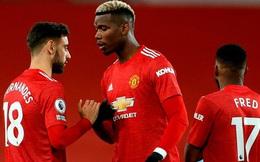 Chấm điểm cầu thủ MU sau trận derby thành Manchester tẻ nhạt nhất nhiều năm qua