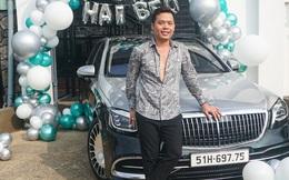 Doanh nhân Sài Gòn chi 12 tỷ mua Mercedes-Maybach S 560 màu xanh lục bảo siêu độc, tiết lộ thêm siêu phẩm chục tỷ sẽ mua trong thời gian tới