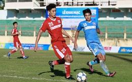Sao U22 Việt Nam toả sáng dù vừa đá cả tiền đạo lẫn trung vệ trong cùng 1 trận đấu