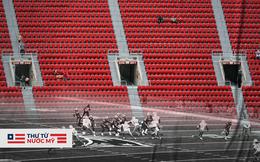 Thư từ nước Mỹ: Khán giả ma và những điều kỳ quái trên sân vận động mùa Covid