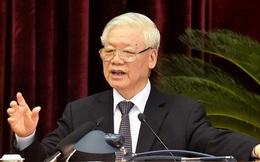 Khai mạc Hội nghị Trung ương 14: Giới thiệu nhân sự Bộ Chính trị, Ban Bí thư khoá XIII