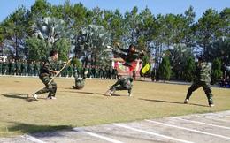 Đắk Nông: Đại đội trinh sát 'mình đồng da sắt' trên thao trường
