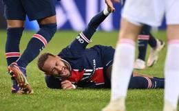 Neymar gào khóc sau chấn thương kinh hoàng