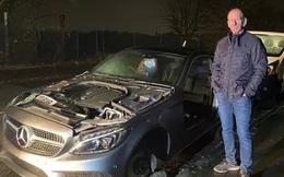 Bị ăn trộm xe ô tô với thủ đoạn cực tinh vi, chủ nhà mất đồ nhưng vẫn phải trầm trồ thán phục trình độ nhóm cướp