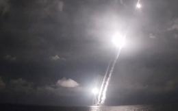 Tàu ngầm hạt nhân hiện đại của Nga lần đầu phóng loạt 4 ICBM