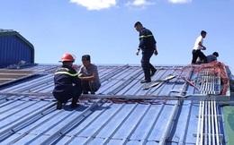 Lại cháy công trình điện mặt trời áp mái ở Gia Lai