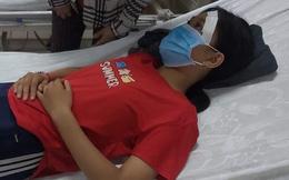 Kết luận điều tra vụ nữ sinh lớp 7 bị nam thanh niên đánh vào đầu, đạp rớt xuống mương sau va chạm giao thông