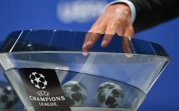 """Kết quả bốc thăm vòng 1/8 Champions League: Barcelona đại chiến PSG, Ronaldo gặp """"mồi ngon"""""""