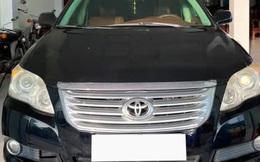 Hạ giá tìm khách, xe đại gia một thời Toyota Avalon giờ rẻ ngang Toyota Vios 2020