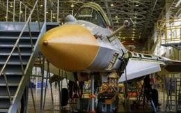 Nga đang phát triển phiên bản 'rút gọn' tiêm kích Su-57