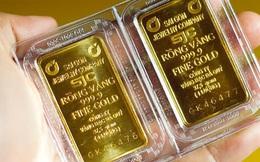 Giá vàng trong nước biến động ngược chiều thế giới