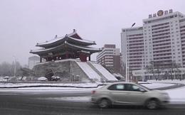 Triều Tiên đón đợt tuyết rơi đầu tiên trong khung cảnh nên thơ