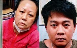 Mang ma túy từ Hà Nội vào Cần Thơ, cặp vợ chồng cùng con trai bị bắt