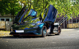 Buôn siêu xe lời bạc tỷ: McLaren Speedtail lên sàn xe cũ với giá gấp đôi xe mới