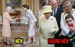"""Những quy tắc mà đến cả các sao nổi tiếng cũng phải tuân thủ nếu muốn diện kiến Nữ hoàng Anh, """"file đính kèm"""" còn khổ sở hơn"""