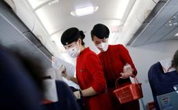 Trung Quốc khuyên tiếp viên hàng không đóng bỉm để tránh nhiễm Covid-19
