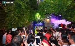 Hàng trăm người đến xem biệt thự triệu đô của Đàm Vĩnh Hưng