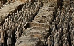 TQ làm điều chưa từng thấy với đội quân đất nung trong lăng mộ Tần Thủy Hoàng