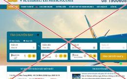 Hieupc ra tay, góp phần 'xoá sổ' 2 trang web giả Vietnam Airlines và Vietjet Air lừa đảo bán vé máy bay!