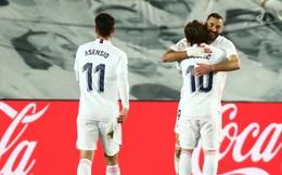 Benzema tỏa sáng, Real Madrid thắng nhọc 10 người của Athletic Bilbao