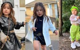 Mẹ trẻ chi hơn 600 triệu đồng sắm quần áo hàng hiệu cho con gái 3 tuổi