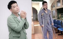 """Long Chun đột ngột dừng tham gia """"Gương mặt thân quen"""": Bị nhiễm trùng, buộc phải tháo xương hàm"""