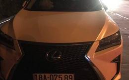 Bị phát hiện dương tính với ma tuý, tài xế Lexus nói hút nhầm cỏ Mỹ ở quán game