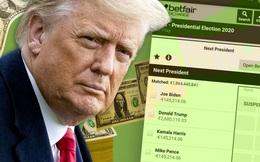 """Tin ông Trump """"lật kèo"""" nhờ Đại cử tri thay thế, các con bạc quyết chưa cho """"đóng sổ"""" vụ cược"""