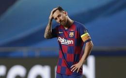 Thực hư tin PSG chiêu mộ Messi, rục rịch in áo đấu