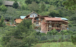 Xác định thêm chủ8căn nhà tạilàng biệt thự trái phépở Lâm Đồng