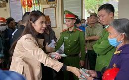 Nam thanh niên bịa chuyện cán bộ ăn chia tiền hỗ trợ của ca sỹ Thủy Tiên