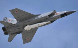 Không quân Nga tăng gấp đôi lực lượng tấn công bằng vũ khí siêu vượt âm