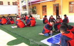 Lạng Sơn: Hàng chục trường cho học sinh nghỉ tránh rét