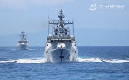 """Tín hiệu nóng từ Trung Quốc về Luật thống nhất quốc gia: Eo biển Đài Loan """"có biến""""?"""