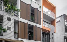Tp.HCM: Lạ mắt với căn nhà mặt tiền có thể đóng mở tùy ý