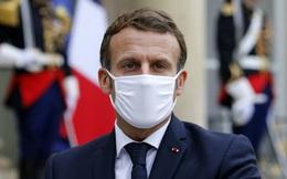 Tổng thống Pháp Emmanuel Macron mắc Covid-19