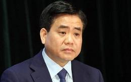 Cựu Chủ tịch Hà Nội Nguyễn Đức Chung bị khai trừ Đảng