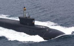Cảnh tượng ngoạn mục tàu ngầm Nga diễn tập phóng ngư lôi