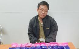 Trùm ma túy vùng biên cắn Công an khi bị vây bắt