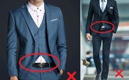 Đàn ông mặc áo vest đừng dại mắc phải 3 lỗi ngớ ngẩn này nếu không muốn trở thành thảm họa thời trang
