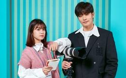 """Hoàng Yến Chibi có nhiều cảnh tình tứ với """"nam thần Hàn Quốc"""" Sung Hoon"""