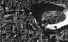 Máy bay do thám ghi lại lịch sử các thành phố ở Trung Đông