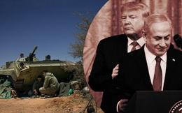 """Nguy cơ chiến tranh toàn diện từ thỏa thuận """"giúp Israel"""" của TT Trump"""