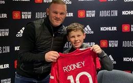 Kai Rooney gia nhập MU, nhưng cậu có xuất sắc như ông bố huyền thoại?